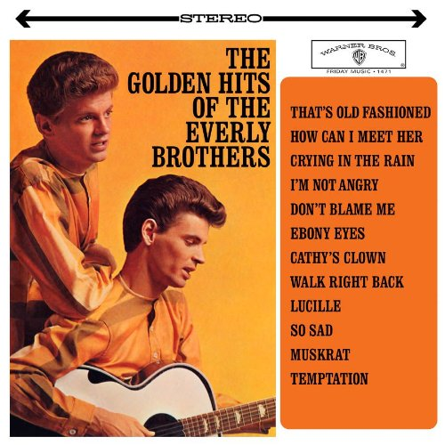 Everly Brothers - The Golden Hits of the Everly Brothers - Zortam Music
