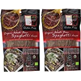 Explore Asian Organic Adzuki Bean Pasta, Spaghetti Shape, 7.05 Oz