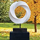 Modern Eternal Abstract Garden Sculpture - Large Statues