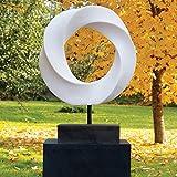 Large Garden Sculptures - Modern Eternal Abstract Statue