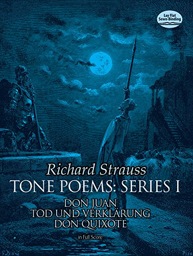 Richard Strauss: Tone Poems in Full Score - Series I (Dover Music Scores)