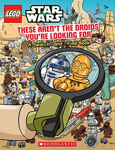 LEGO Star Wars: These Aren't the Droids You're Looking For JungleDealsBlog.com