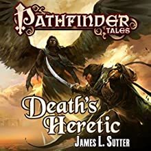 Death's Heretic Audiobook by James L. Sutter Narrated by Ray Porter