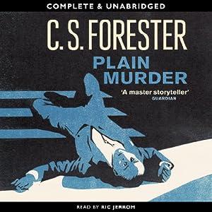 Plain Murder | [C. S. Forester]