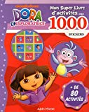 Mon super livre d'activités avec 1000 stickers...