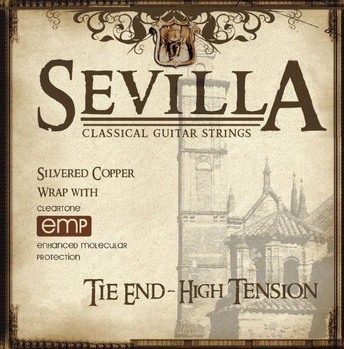 Cleartone Sevilla Classical Strings TIE End High