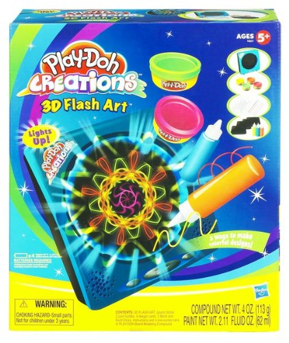 Play-Doh 3D Flash Art Set