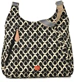PacaPod Baby Changing Bag Almora-Black