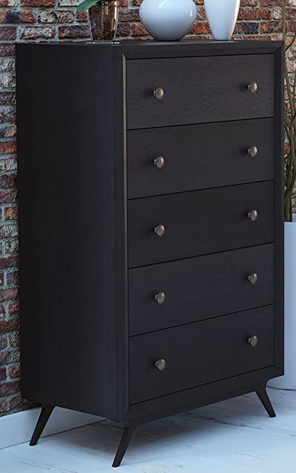 LexMod Tracy Chest, Black