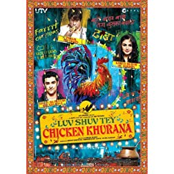 Luv Shuv Tey Chicken Khurana (2012) (Hindi Movie / Bollywood Film / Indian Cinema DVD)