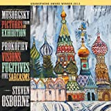 Mussorgsky: Pictures from an Exibition; Prokofiev: Sarcasms, Visions fugitives