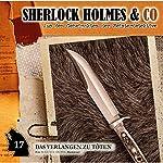 Verlangen zu töten (Sherlock Holmes & Co 17) | Edgar Allan Poe,Thomas Tippner