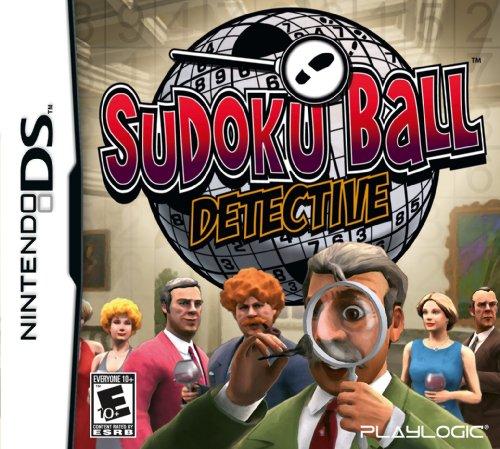 Sudoku Ball: Detective - Nintendo DS - 1