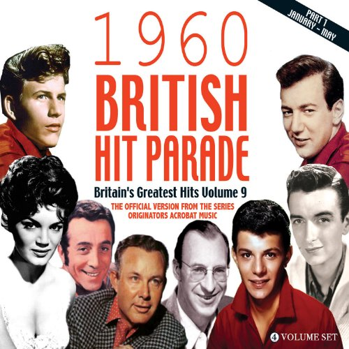 1960 British Hit Parade: Part 1 Jan. - May