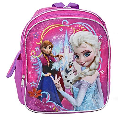Ruz Disney Frozen Small Backpack Bag - Not Machine Specific front-1052177