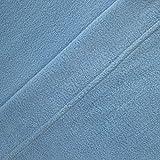 Microfleece Sheet Sets Queen Wedgewood Blue