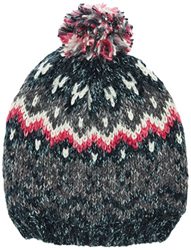 Name It - NITMILANGE K KNIT HAT GIRL 415, Berretto per bambine e ragazze, blu (dress blues), 5 anni