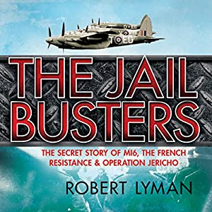 Jail Busters Audiobook