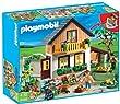 Playmobil - 5120 - Jeu de construction - Maison des fermiers et march�