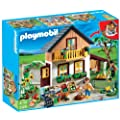 Playmobil - 5120 - Jeu de construction - Maison des fermiers et march�
