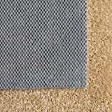 Con-Tact Brand Movenot Reversible Felt Rug Pad for Hard Surfaces and Carpet, 12' x 18'