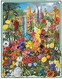 White Mountain Puzzles Perennials - 1000 Piece Jigsaw Puzzle