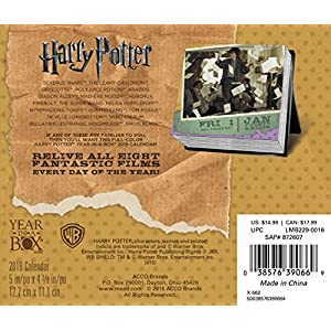 Harry Potter 2016 Calendar
