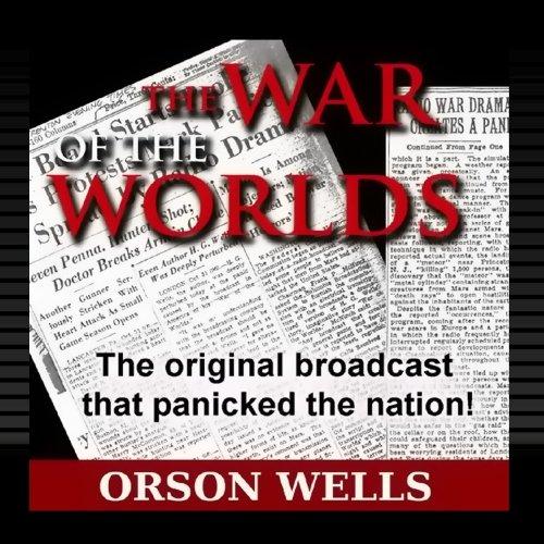 Orson Welles - Mercury Theatre (10-30-38) - Zortam Music