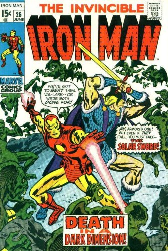 Iron Man (1st Series) #26