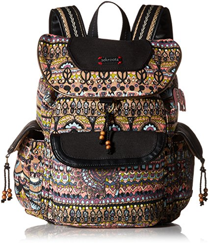 sakroots-damen-rucksackhandtasche-braun-105804