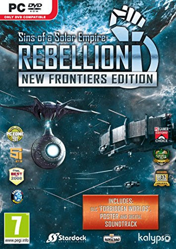 Sins of a Solar Empire: Rebellion - New Frontiers Edition  (PC)
