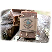 Sparrow Soaps All Natural Goat Milk Soap! Generous 5-6 ounce bars made on family farms in...