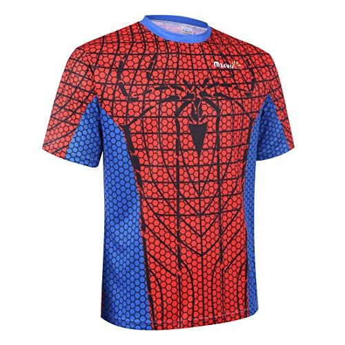 Mzcur (Superhero Costume T Shirts)