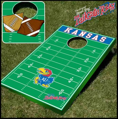 Kansas Jayhawks Tailgate Toss Game