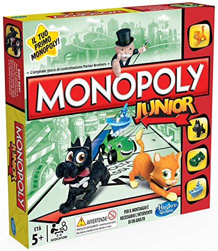 Hasbro - Monopoly Junior Refresh