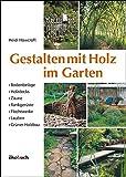 Image de Gestalten mit Holz im Garten: Bodenbeläge, Holzdecks, Zäune, Rankgerüste, Flechtwerke, Lauben Gr
