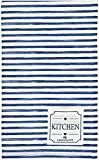 GreenGate Geschirrtuch - Tea Towel - Sally Indigo