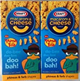 Kraft Macaroni & Cheese - Phineas and Ferb