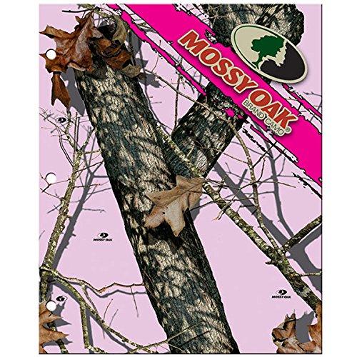 Mossy Oak Camo 2-pocket Folder (Mossy Oak Pink) Oak Desk Accessories