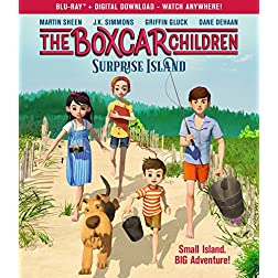 The Boxcar Children: Surprise Island [Blu-ray]