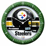 NFL Pittsburgh Steelers Game Time Clock Amazon.com