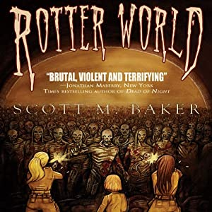 Rotter World Audiobook