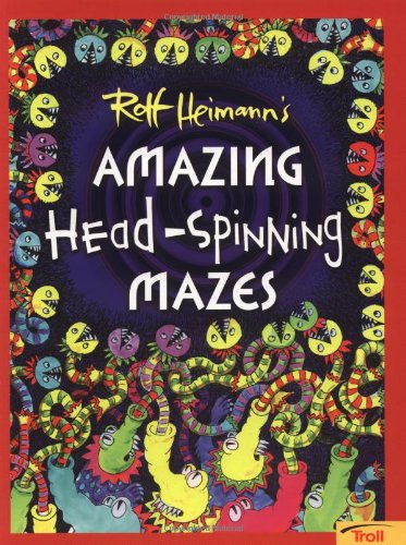 Rolf Heimann's Amazing Head-Spinning Mazes