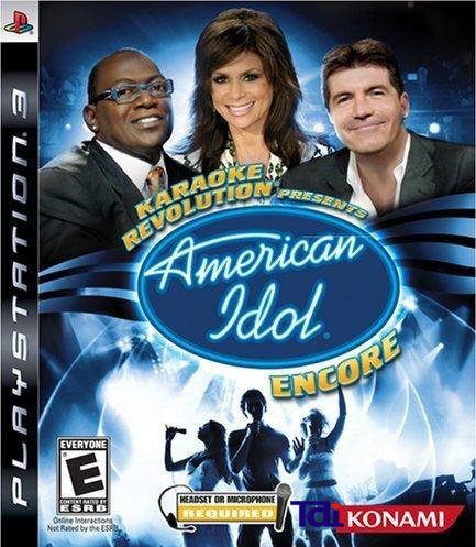 61fEsO2UyyL Reviews Karaoke Revolution Presents: American Idol Encore