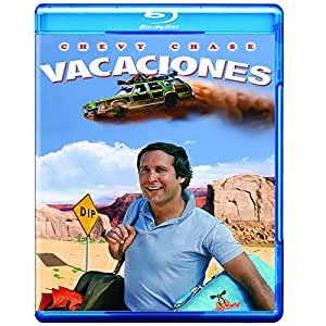 NEW Chase/d'angelo/coca/quaid/brin - National Lampoon's Vacation (Blu-ray)