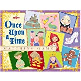 61fEw74PU5L. SL160  Eeboo Once Upon a Time Childrens 24 Pairs Matching Game Play Set