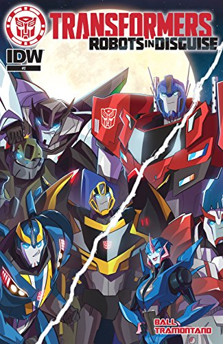 Transformers: Robots In Disguise Animated (2015-) #2 PDF