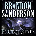 Perfect State Audiobook by Brandon Sanderson Narrated by Christian Rummel