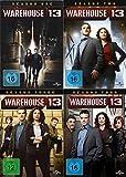 Warehouse 13 Seasons 1-4 (14 DVDs)