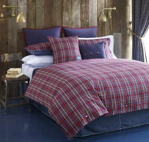 Plaid Duvet Covers Twin